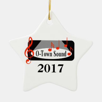O-Town Sound Holiday Ornament