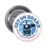 O-Train 2012 Pin