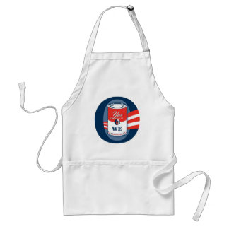 """""""O, Yes We Can"""" Apron. Standard Apron"""