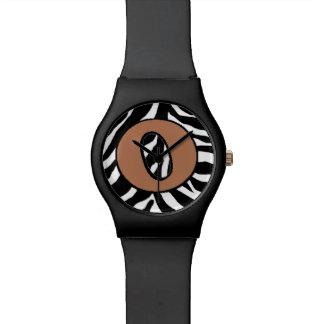 O-Zebra Fashion Watch