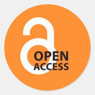 OA Advocacy Sticker