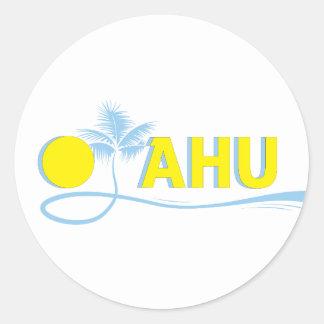O'ahu Pride Sticker