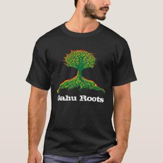 Oahu Roots Mens T- Shirt