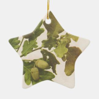 Oak 1907 christmas ornament