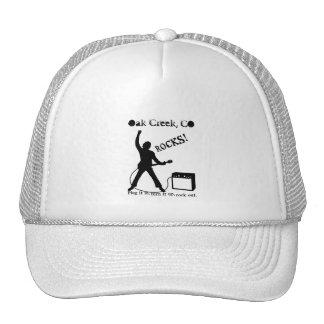 Oak Creek, CO Trucker Hats