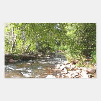 Oak Creek, Sedona Nature Sticker