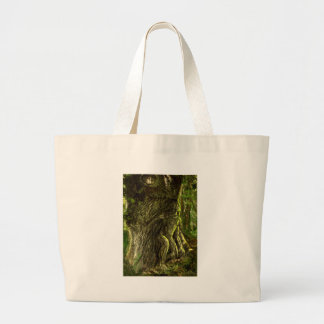 Oak Father Large Tote Bag