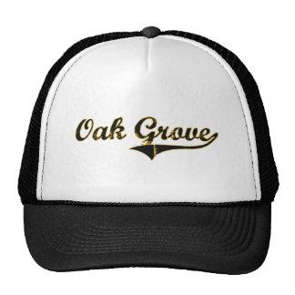 Oak Grove Missouri Classic Design Trucker Hats