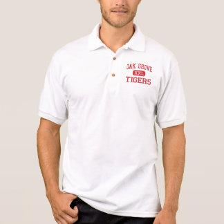 Oak Grove - Tigers - High - Bessemer Alabama Polo T-shirt