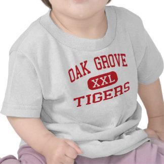 Oak Grove - Tigers - High - Bessemer Alabama T Shirt