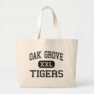 Oak Grove - Tigers - High - Oak Grove Louisiana Canvas Bags