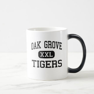 Oak Grove - Tigers - High - Oak Grove Louisiana Mugs