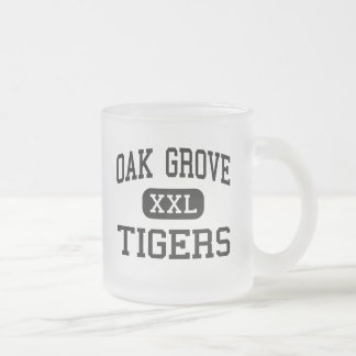 Oak Grove - Tigers - High - Oak Grove Louisiana Mug