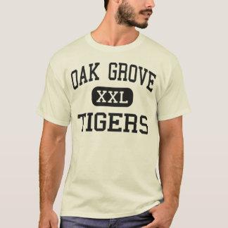 Oak Grove - Tigers - High - Oak Grove Louisiana T-Shirt