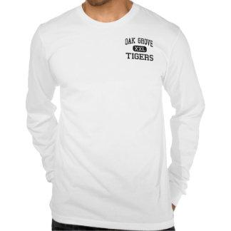 Oak Grove - Tigers - High - Oak Grove Louisiana Tshirt