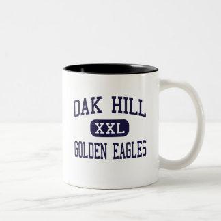 Oak Hill - Golden Eagles - Junior - Converse Two-Tone Coffee Mug