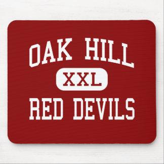 Oak Hill - Red Devils - High - Oak Hill Mouse Mat