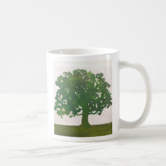 Oak in Spring Basic White Mug