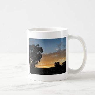 Oak in the Sunset Mug