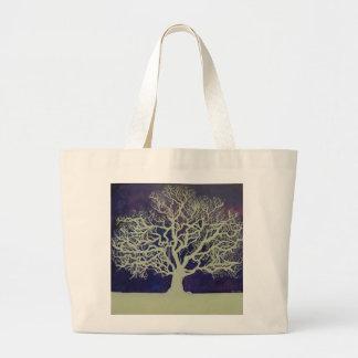 Oak in Winter all-purpose tote bag