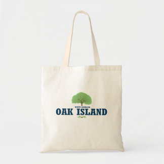 Oak Island. Tote Bag