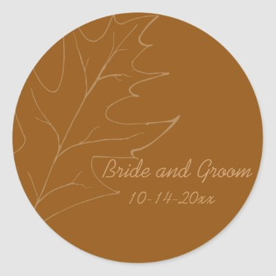 Pair them with the matching Oak Leaf Wedding Invitations Announcements and