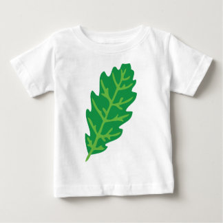 oak leaf icon baby T-Shirt