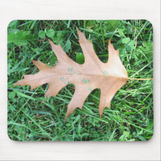Oak Leaf Mouse Mat