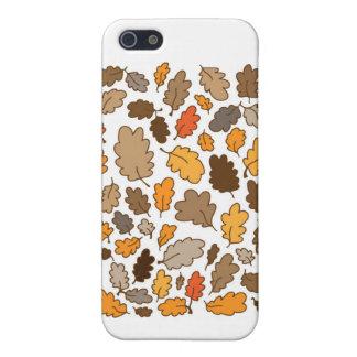 oak leaves autumn Iphone case iPhone 5/5S Case