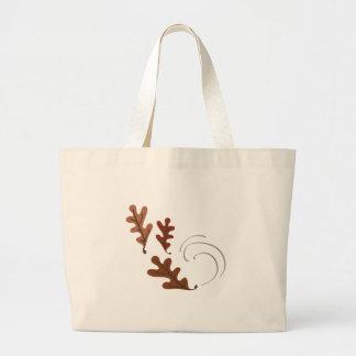 Oak Leaves Jumbo Tote Bag