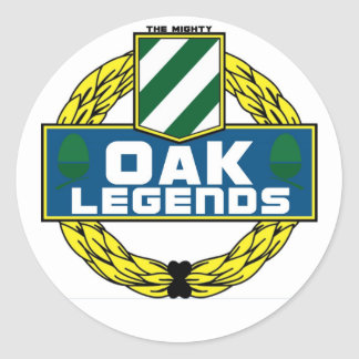 Oak Legends FC Sticker