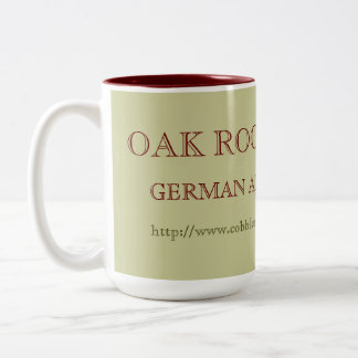 OAK ROOT WARREN COFFEE & COCOA MUG