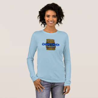 Oak Tiki II... Long Sleeve T-Shirt