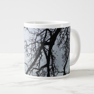 Oak Tree 20 oz coffee mug