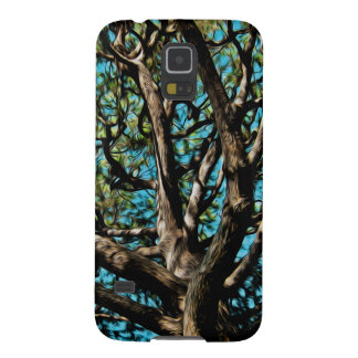 Oak Tree Branches Galaxy S5 Cases