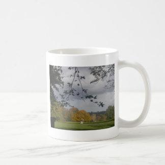 Oak Tree, Burley, New Forest Coffee Mug