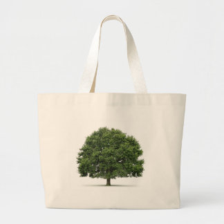 Oak Tree Large Tote Bag