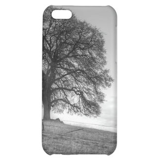 Oak Tree On A Hill iPhone 5C Cover