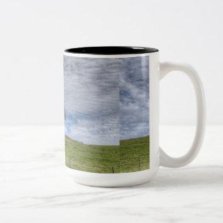 Oak Tree Solitaire Coffee Mug