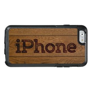 Oak Wood Effect OtterBox iPhone 6/6s Case