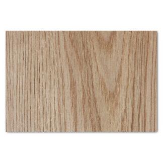 Oak Wood Grain Look Tissue Paper