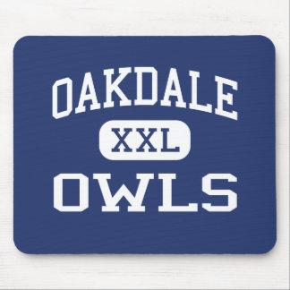 Oakdale - Owls - High School - Dothan Alabama Mouse Pad