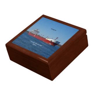 Oakglen keepsake box