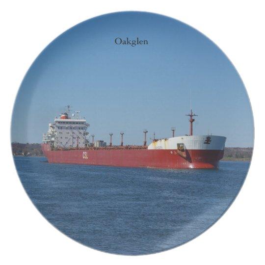 Oakglen plate