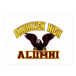 Oakhaven High Alumni Postcard