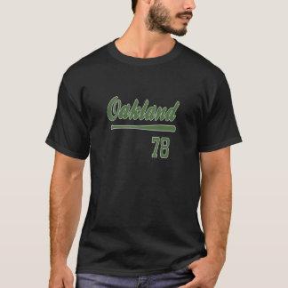 Oakland Baseball 78 T-Shirt
