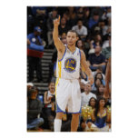 OAKLAND, CA - JANUARY 20: Stephen Curry #30 of Poster