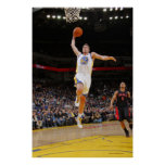 OAKLAND, CA - MARCH 25: David Lee #10 of the Posters