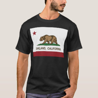 oakland california state flag T-Shirt