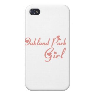 Oakland Girl tee shirts Covers For iPhone 4